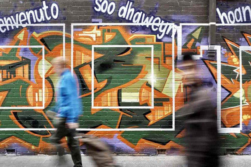 Footscray art prize ArtsHub Street art artists
