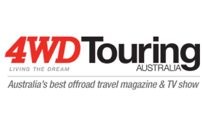 4WD touring logo