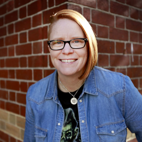 Ginger Brown Co-founder Andrea Beattie