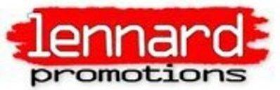 Lennard Promotions Logo