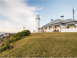 Green Cape Lighthouse, within Ben Boyd National Park, Green Cape. Picture: Supplied/Destination NSWSource:Supplied