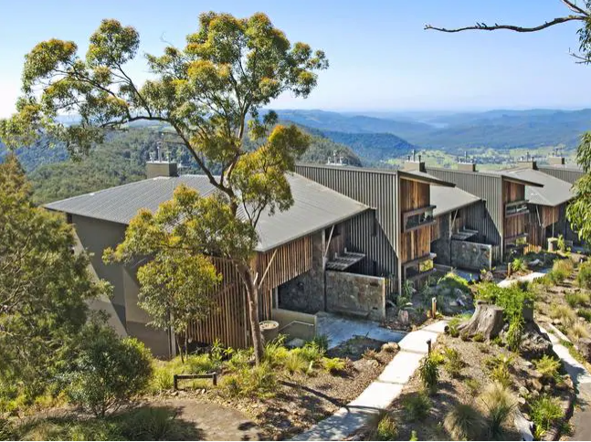 Binna Burra Sky Lodge. Source: Supplied